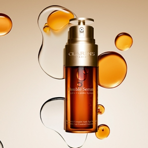 Clarins gives us its most powerful Double Serum yet
