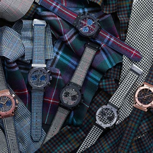 Get kitted out in Hublot's Classic Fusion Italia Independent collection
