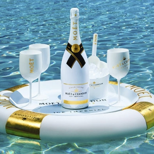Moët Ice Impérial: The world's first champagne to drink over ice