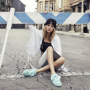 Cara Delevingne returns as the face of Puma for Spring/Summer 2017