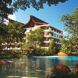 A relaxing stay guaranteed at the Shangri-La's Rasa Sayang Resort & Spa, Penang