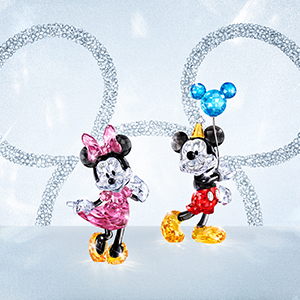 Call yourself a true Disney fan? The new Swarovski collection is a must-have