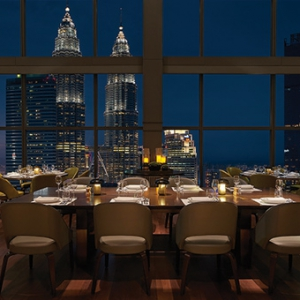 Thirty8 at Grand Hyatt KL does dining with a conscience in style