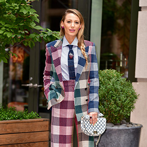 Style crush: Blake Lively and her love for suits