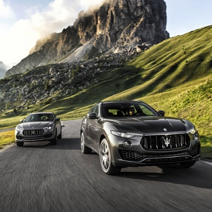 The Maserati Levante S range is now available in Malaysia