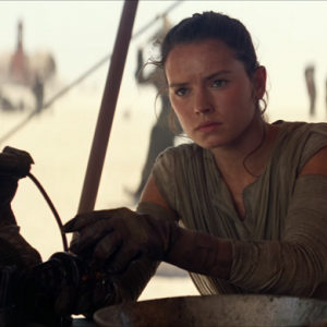 Watch: The official trailer for 'Star Wars: The Force Awakens'