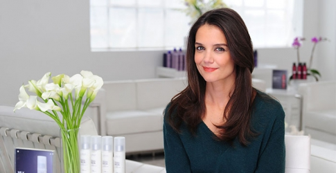 Buro 24/7 Exclusive: Catching up with Katie Holmes