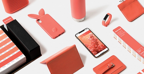 'Living Coral' is the 'it' colour of 2019