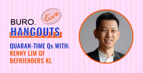 Recap: Kenny Lim of Befrienders KL on identifying mental health concerns and ways to solve them in the age of coronavirus