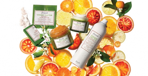 Why you should give your skin some Vitamin C loving