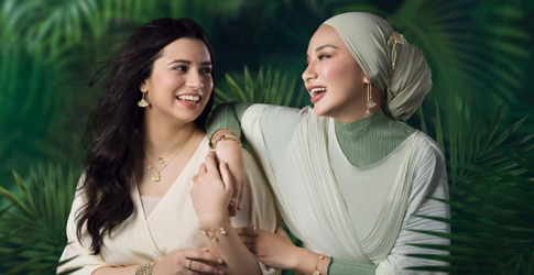 The ultimate accessory guide to uplift your Raya look (and mood) this year