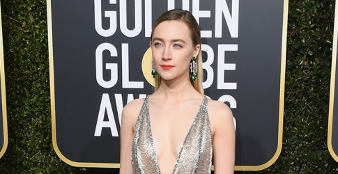 11 Reasons why Saoirse Ronan is our new favourite red carpet maven