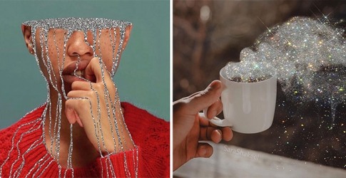The crystal artist who puts a magical touch on everyday subjects