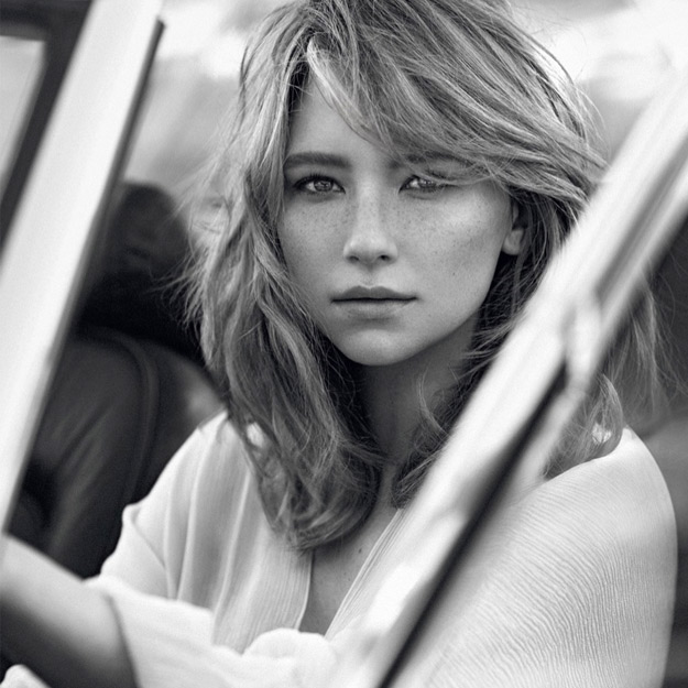 Celebrating a decade of Chloé's signature fragrance with Haley Bennett