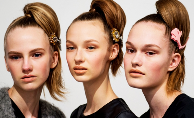 #HairTrend: Playing dress-up
