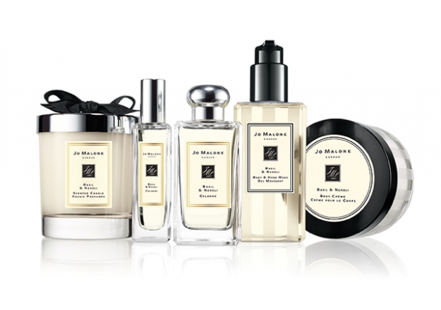 Jo Malone's Basil & Neroli brings a fresh scent inspired by London