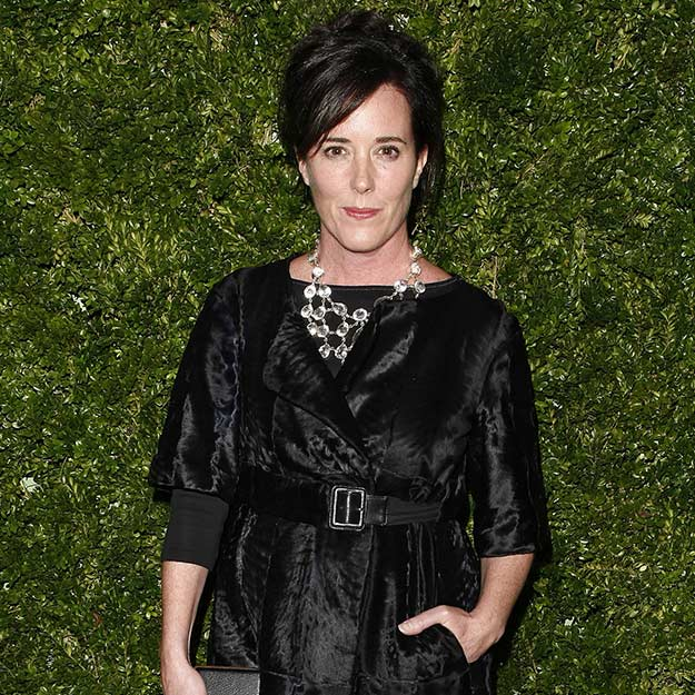 Fashion designer Kate Spade found dead at 55