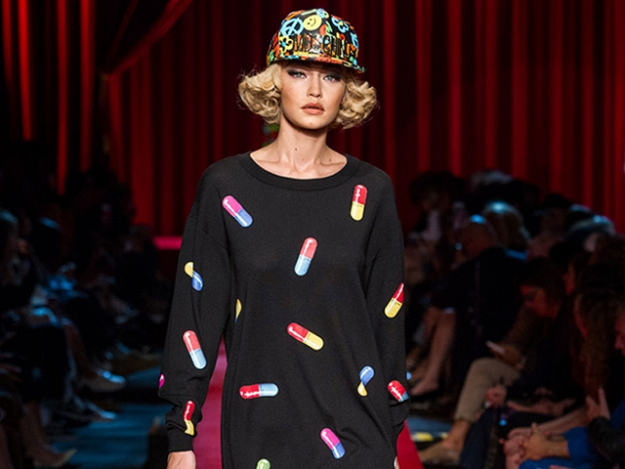 Moschino launches new capsule collection for Spring/Summer 2017