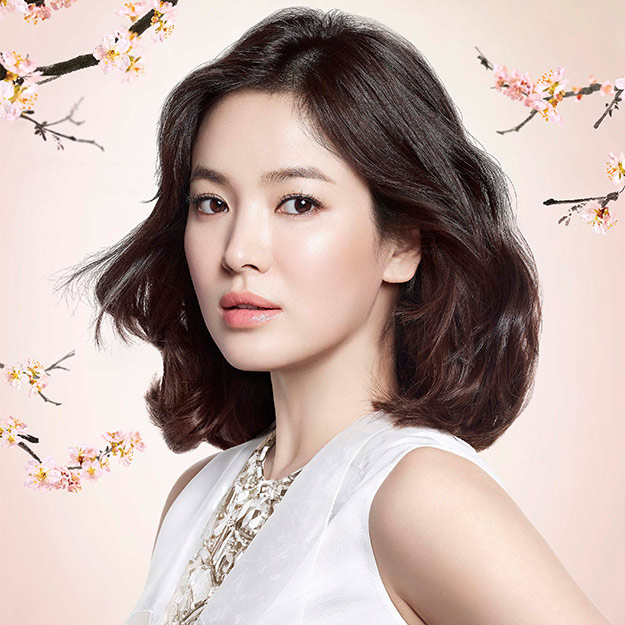 Song Hye Kyo is Sulwhasoo's new brand ambassador