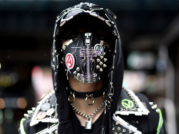 The subversive streets of Tokyo Fashion Week AW17