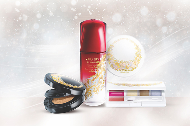 The stroke of genius that gave us Shiseido's Holiday Collection