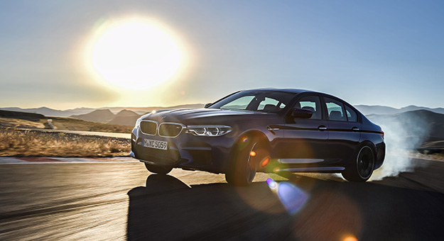 Say hello to the most powerful BMW 5 Series Sedan