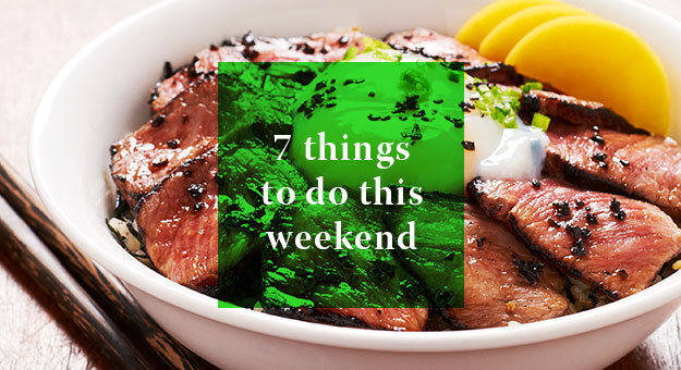7 Things you can do this weekend: 9—10 December 2017