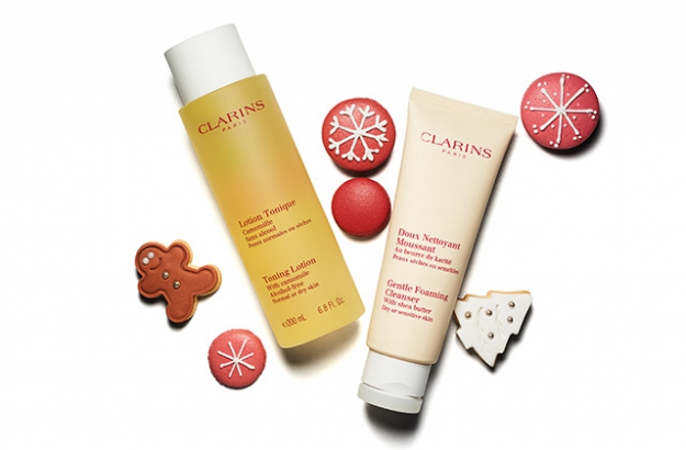 Clarins Cleansing Duo (RM183)
