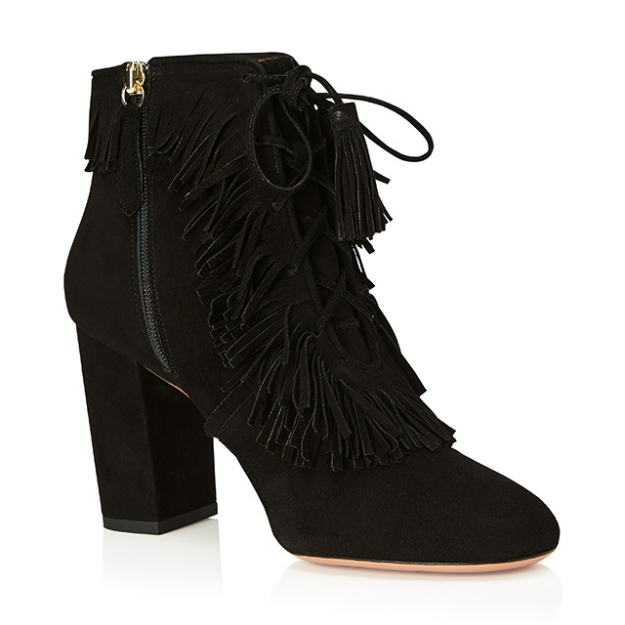 'Very Pascaline' bootie in black