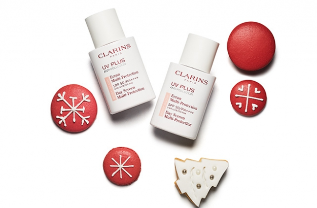 Clarins Duo Limited UV Pink (RM306)