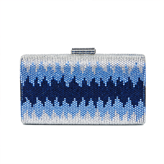 Nerissa crystal clutch, RM589, The Chic Initiative<p> </p>