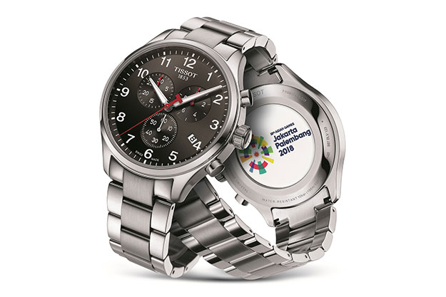 Tissot Chrono XL Asian Games Special Edition 2018