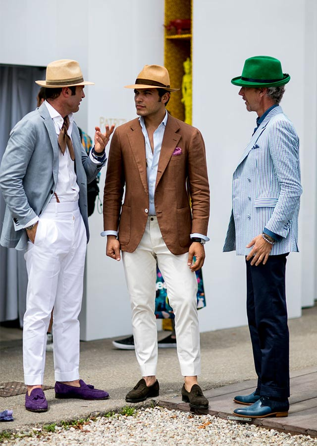 Best Of Street Style At Pitti Uomo Spring 2017 Buro 24 7