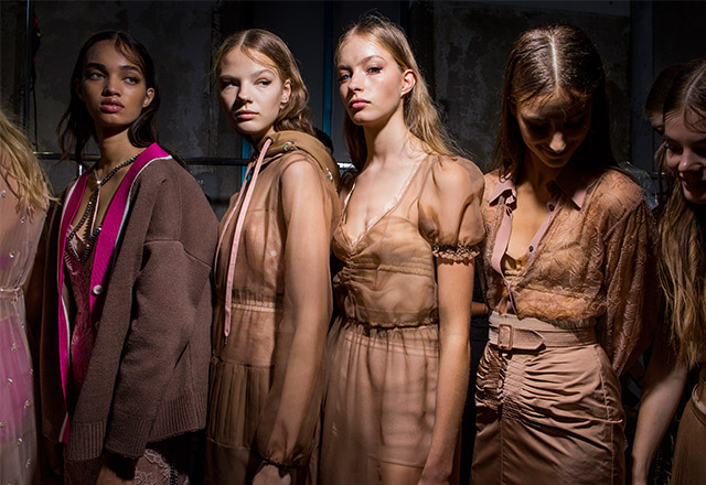 Milan Fashion Week SS18: Highlights of Day 1