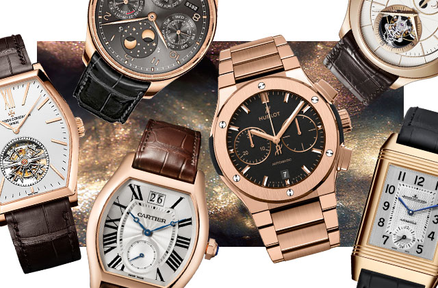 Look dashing in rose gold with these 6 timepieces