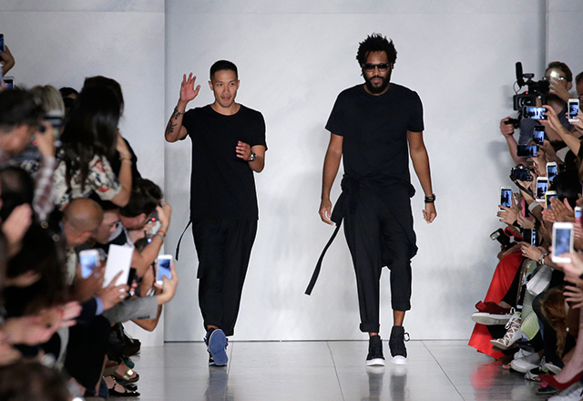 Just in: Maxwell Osborne and Dao-Yi Chow to exit DKNY