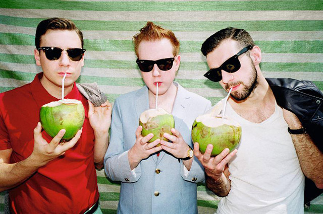 Listen: Two Door Cinema Club's new single, 'Are We Ready? (Wreck)'