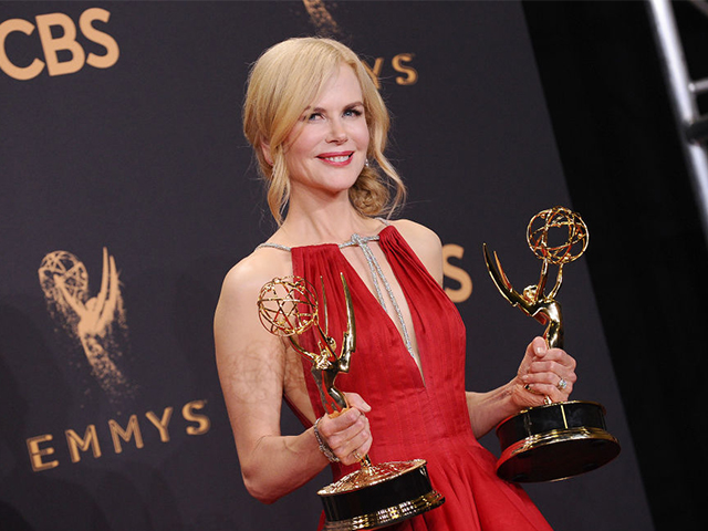 Winning beauty looks at the Primetime Emmy Awards 2017
