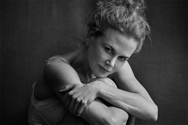 Stars go naked while fully dressed for the 2017 Pirelli Calendar