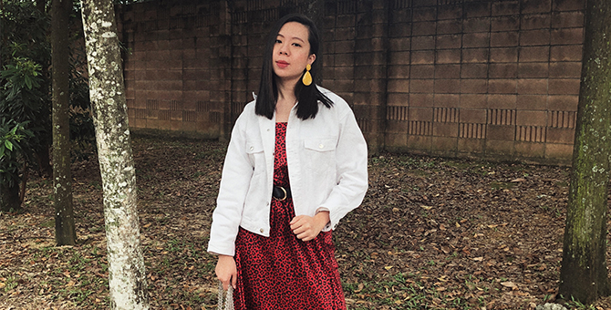 Buro Tries: Wearing red for a whole week