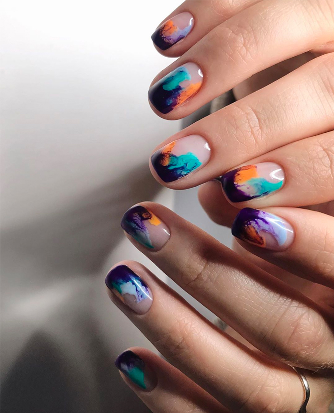 The best nail art trends we'll be wearing this October