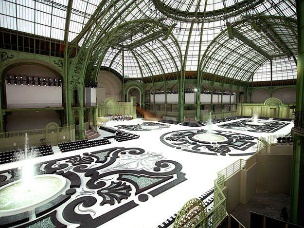 Chanel pledges 25 million euros to the restoration of the Grand Palais