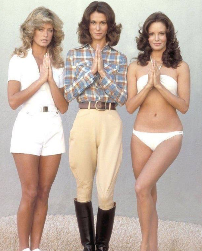 Charlie's Angels: Best fashion moments through the years