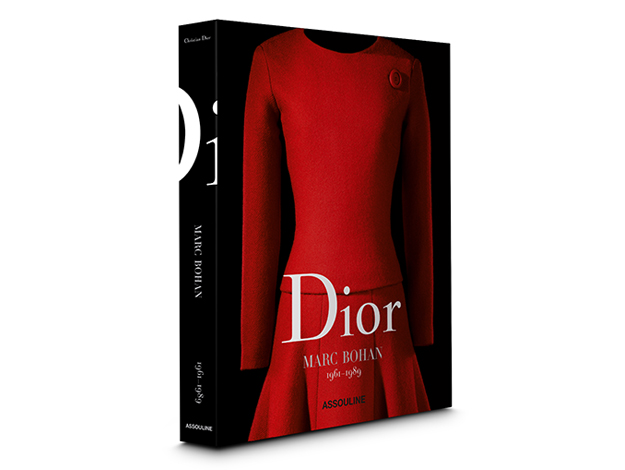 Dior launches third designer book featuring Marc Bohan