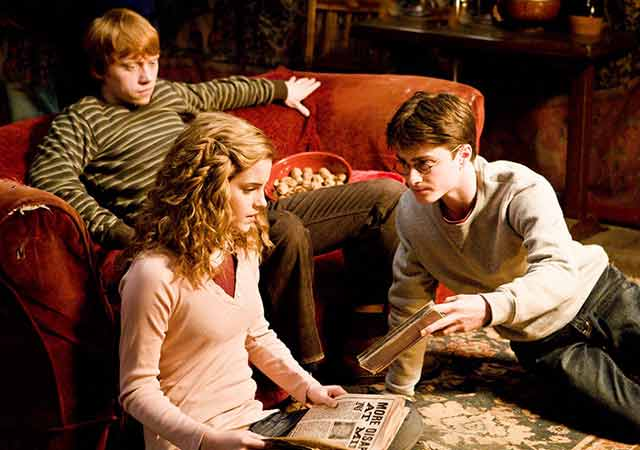 A Harry Potter online book club is coming!