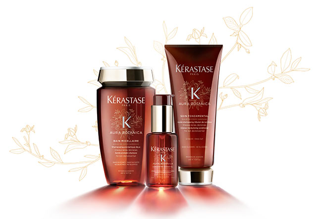 Aura Botanica: Kérastase's natural solution for healthy, glowing hair