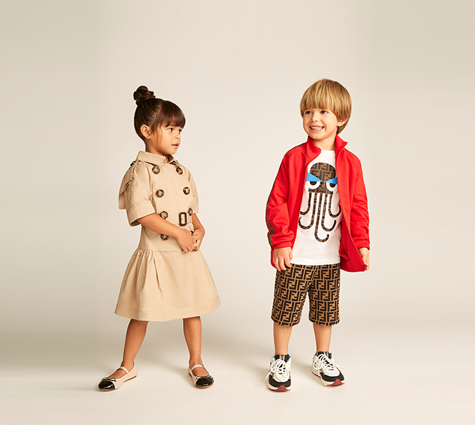Mytheresa is diving into kidswear
