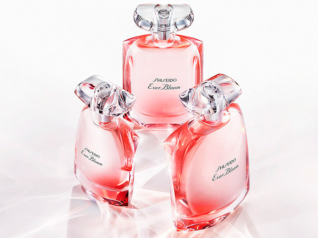 Shiseido Ever Bloom: A unique olfactory expression for the modern woman