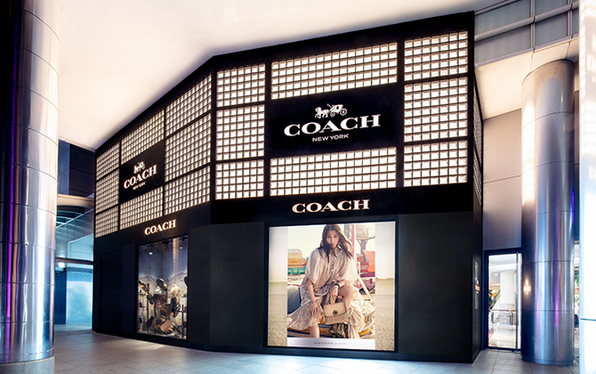 Step inside the newly revamped Coach store in Suria KLCC