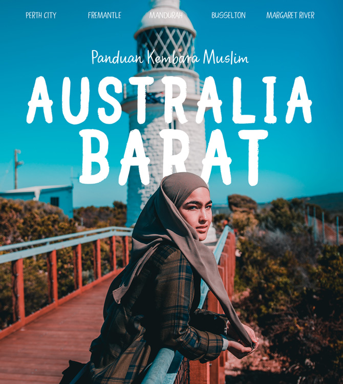 Elfira Loy's favourite spots in her Muslim Guide to Western Australia